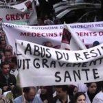 résidents Constantine marche revendications