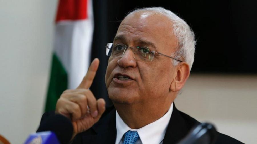 Erekat, Abbas Lieberman