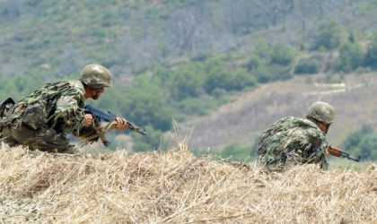 Reddition de la famille d'un terroriste aux autorités militaires à Jijel
