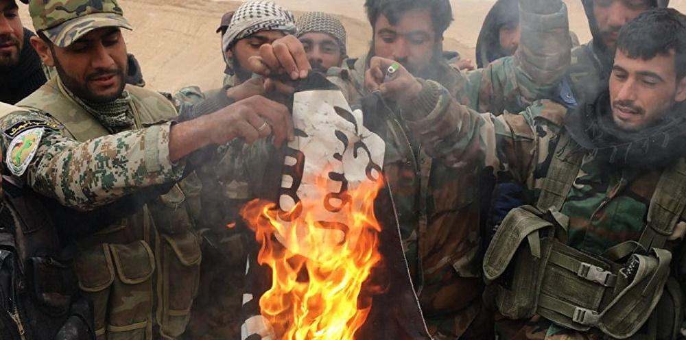 Syrie, Daech, Al-Qaïda