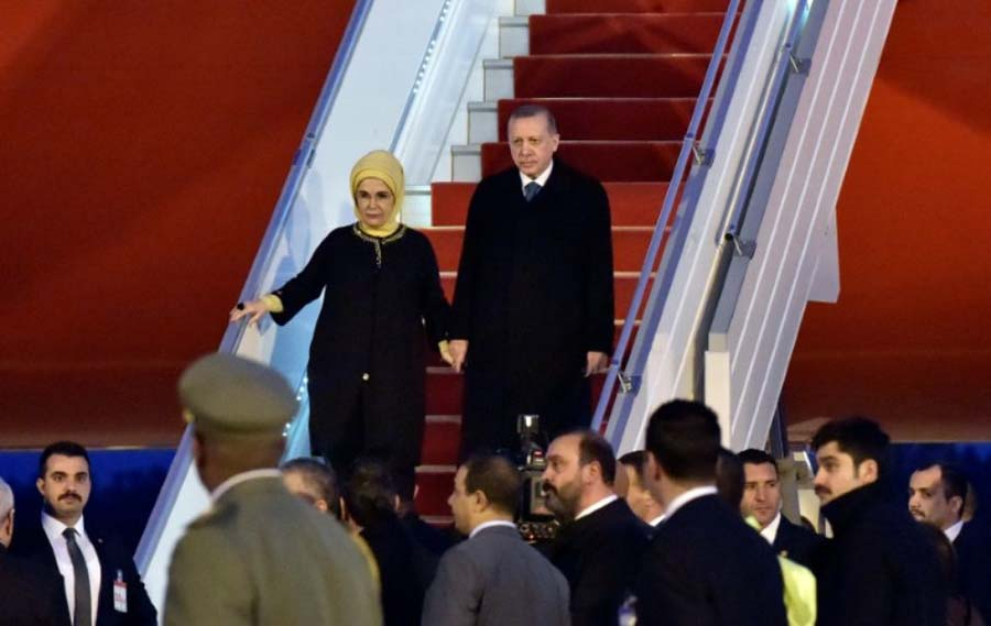 Erdogan Bouteflika