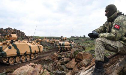 La Turquie déclare la guerre à la Syrie