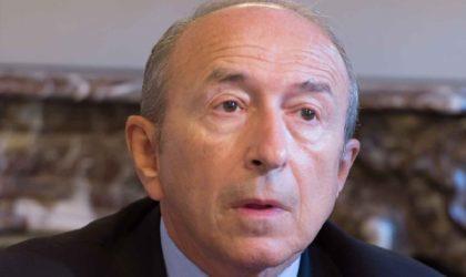 Gérard Collomb: «La France n'est pas sortie du terrorisme»