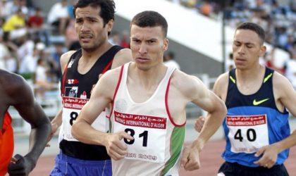 Chibani bat le record d'Algérie du 10 000 mètres marche U20
