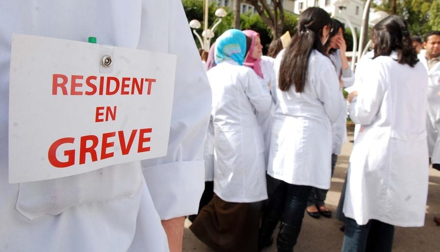 médecins résidents service civil