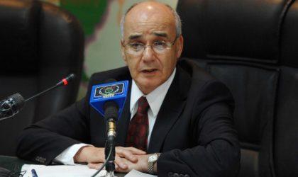 Yousfi s'entretient avec le directeur du bureau régional du Pnud pour les Etats arabes