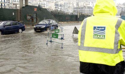 BMS: pluie et grêle affecteront plusieurs wilayas du centre et de l'est du pays