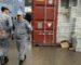 Tlemcen: refoulement de 20 tonnes de raisin sec au port de Ghazaouet