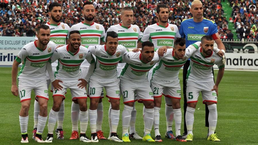16es de finale aller de la Ligue des champions d'Afrique MC Alger ES Sétif