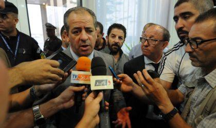 Ould Ali: «Nous soutiendrons la candidature du Maroc pour le Mondial-2026»