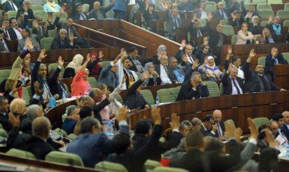 Les députés du RCD votent contre la loi sur la protection des données personnelles