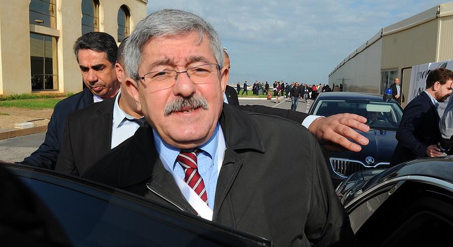 Ouyahia président