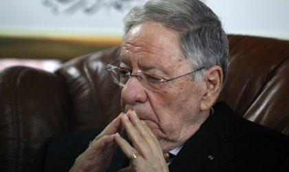 Le sénateur Benzaïm échappe-t-il à la commission de discipline du FLN?