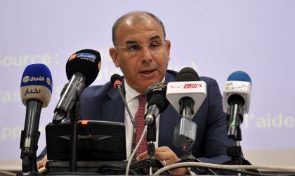 Abdelghani Zaâlane: «Parachèvement de l'ensemble des projets programmés»