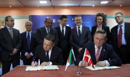 Forum d'affaires algéro-danois pour un partenariat bénéfique