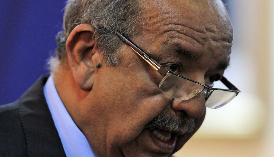 Algérie réunion sources de financement du terrorisme