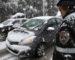 Intempéries: circulation très difficile sur les routes de Tissemsilt en raison de la neige