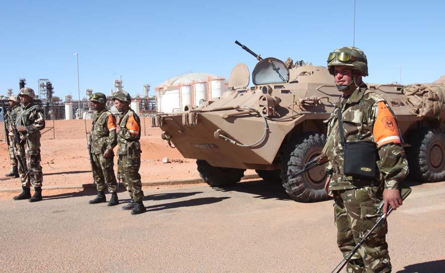el-djeich lutte antiterroriste