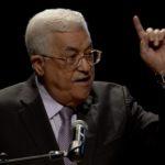 Mahmoud Abbas Palestine