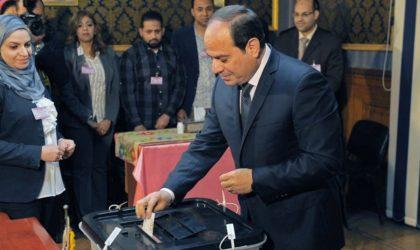 Egypte: Abdelfattah Al-Sissi réélu avec un score brejnévien