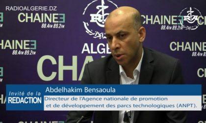 15 milliards DA pour relancer les projets de technoparcs en Algérie