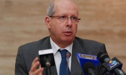 Raouia reçoit le vice-président de la Société financière internationale