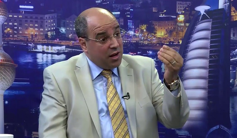 Anouar Malek propagande