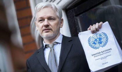 Un ministre britannique: «Julian Assange est un misérable petit ver de terre»