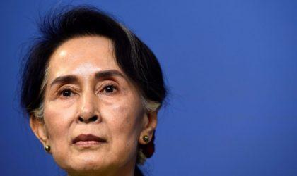 Aung San Suu Kyi déchue du prix de l'Holocauste pour son silence sur les Rohingyas