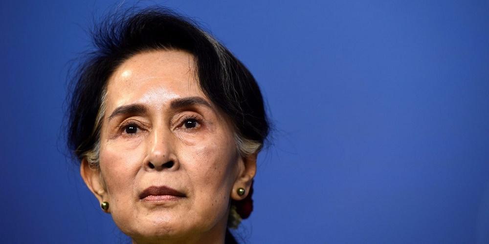 Aung San Suu Kyi retrait prix