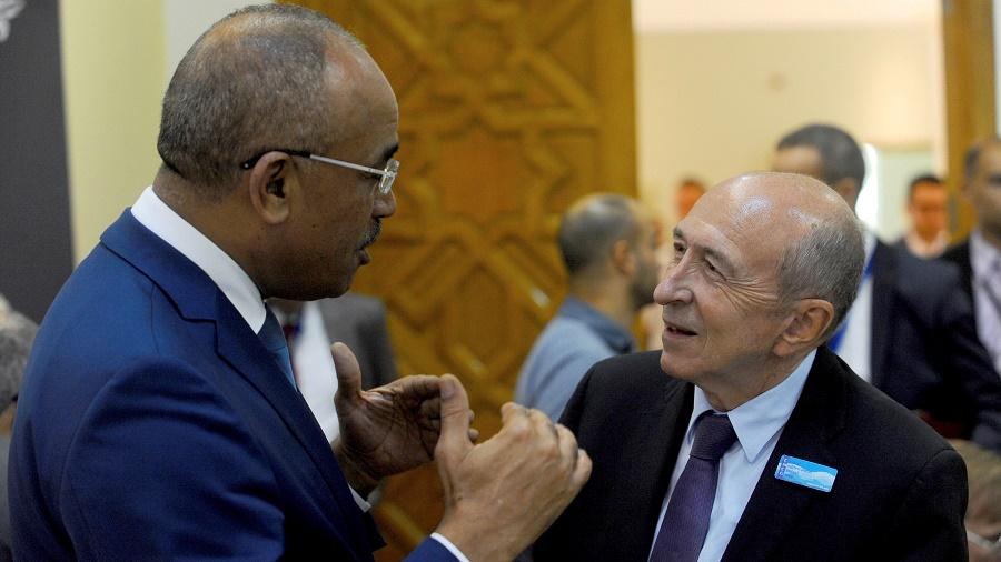 Algérie France walis préfets