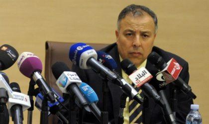 Déclaration au sujet du député Belmeddah: les précisions du porte-parole du MAE