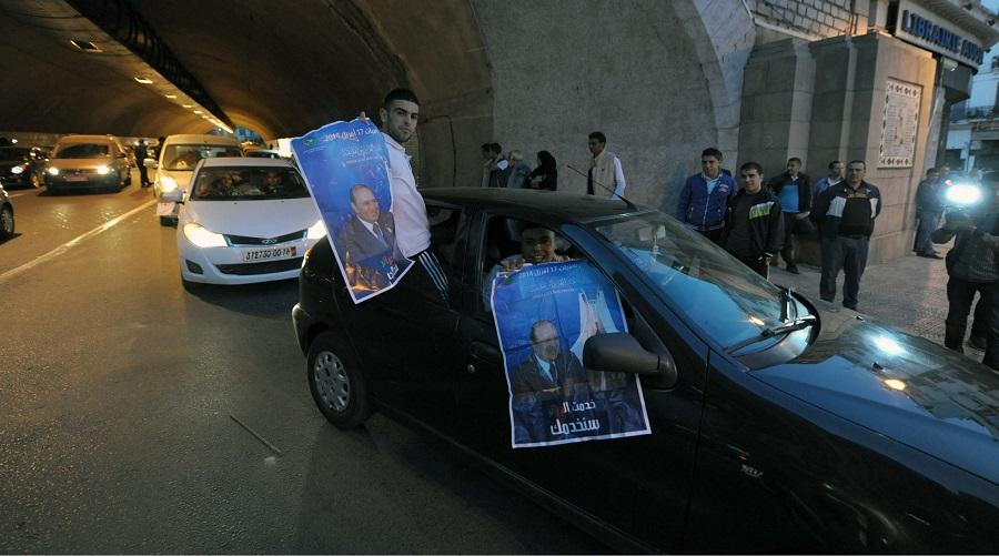 grèves Bouteflika