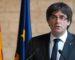 Espagne: le leader indépendantiste Carles Puigdemont arrêté en Allemagne