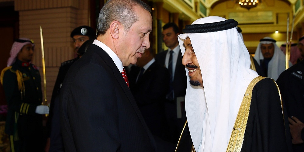 Arabie Saoudite Turquie