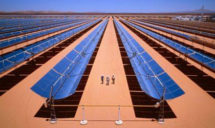 2030: 27% de la consommation en Algérie proviendra des énergies renouvelables