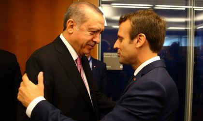 Quand Erdogan débaptisait la rue d'Alger à Ankara pour plaire à la France