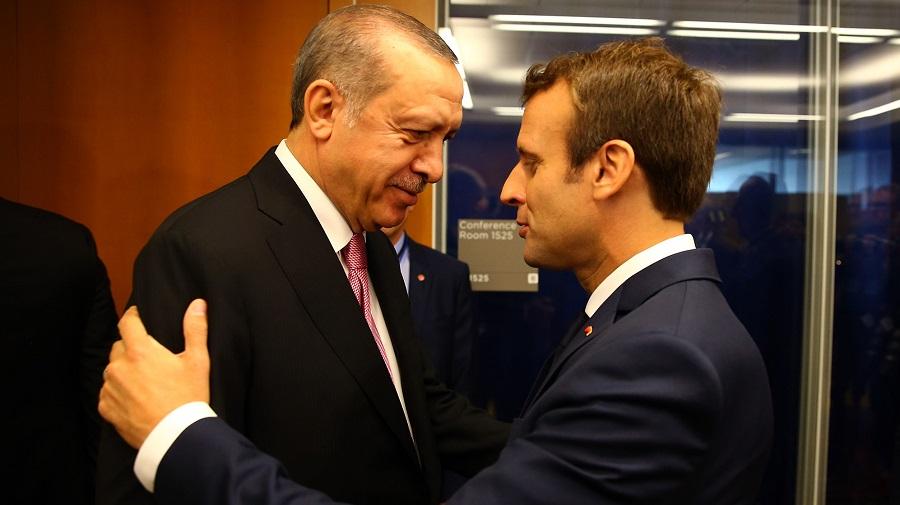 Erdogan France