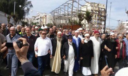 Réapparition ratée des résidus du FIS dissous : les Algériens ont compris !