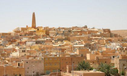 La vallée du M'zab, architecture, artisanat et traditions