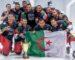 Karim Kerbouche veut organiser une coupe arabe de hockey sur glace en Algérie