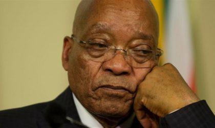 L'ex-président sud-africain Jacob Zuma renvoyé au tribunal pour corruption