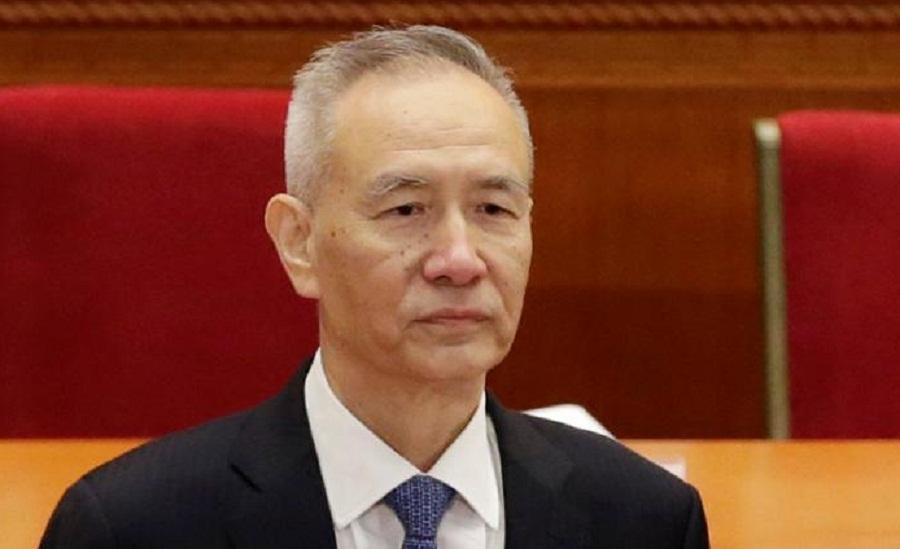 Liu He Chine