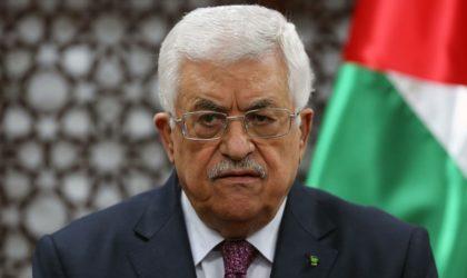 Mahmoud Abbas traite l'ambassadeur américain en Israël de «fils de chien»