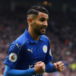 Mahrez Leicester ambitions