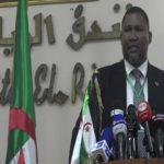 Mandla Mandela Afrique du Sud Sahara Occidental Algérie