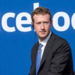 Facebook Zuckerberg données confidentielles