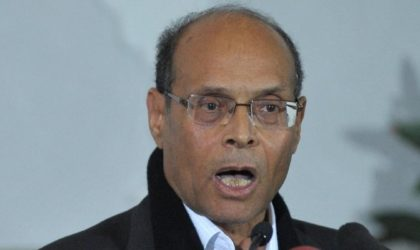 Des partisans de Kadhafi traînent le Tunisien Marzouki devant le TPI
