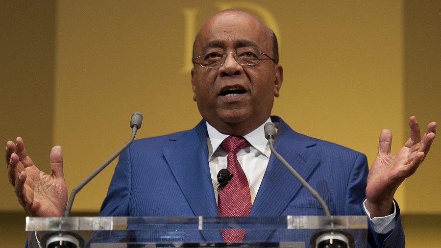 Le milliardaire d'origine soudanaise Mohamed Ibrahim