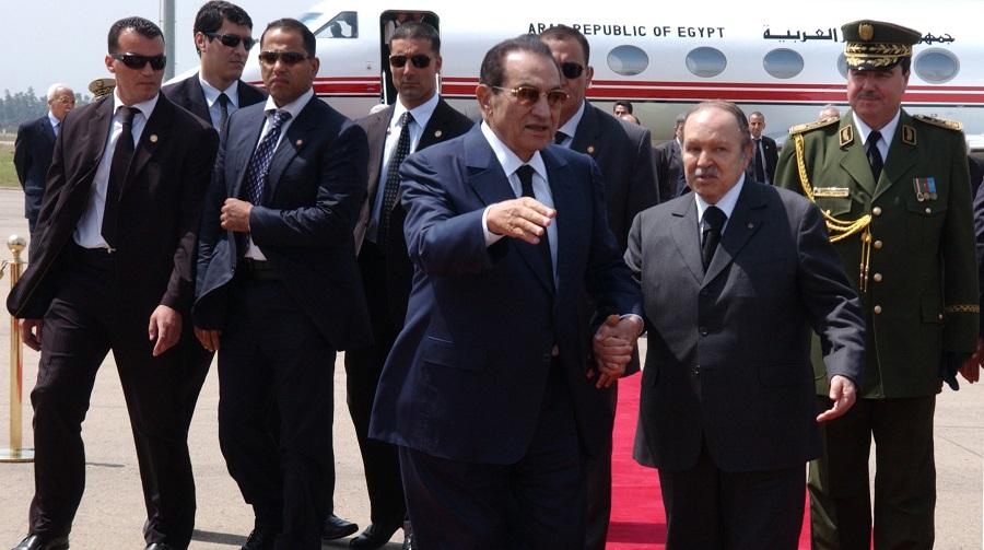 Moubarek Hosni